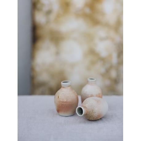 vázička bílá porcelán