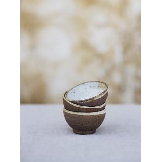 miska čajová režná
