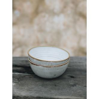 miska polévková bílá
